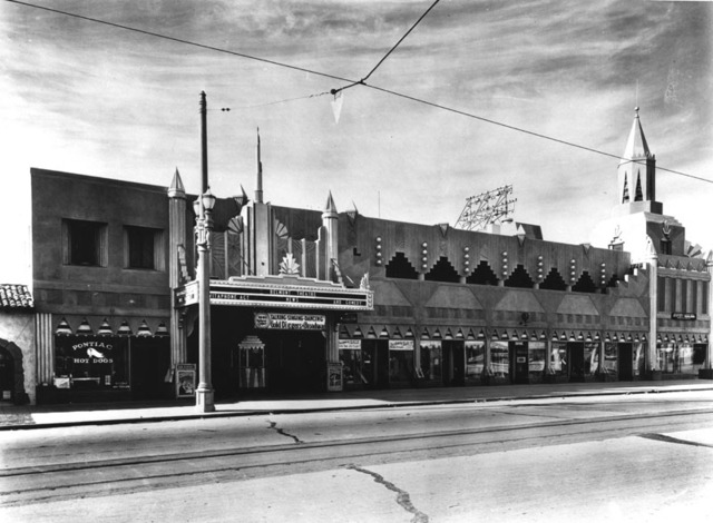 Fox Belmont Theatre, Long Beach
