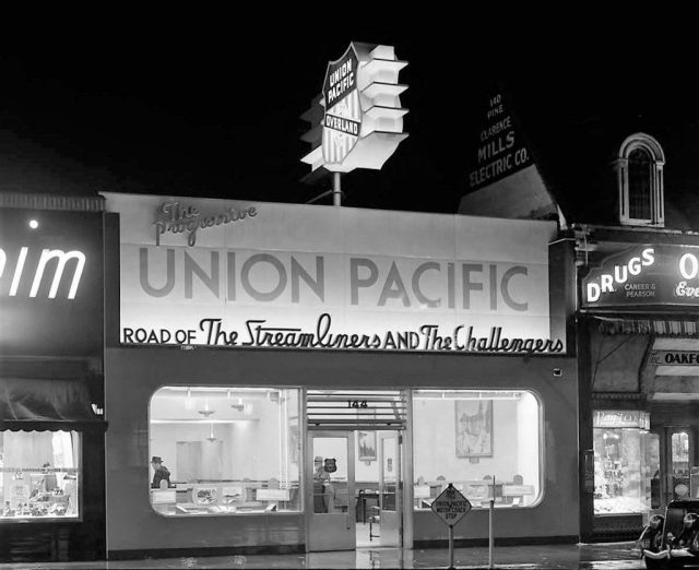 Union Pacific Office, 140 Pine Ave, Long Beach, California