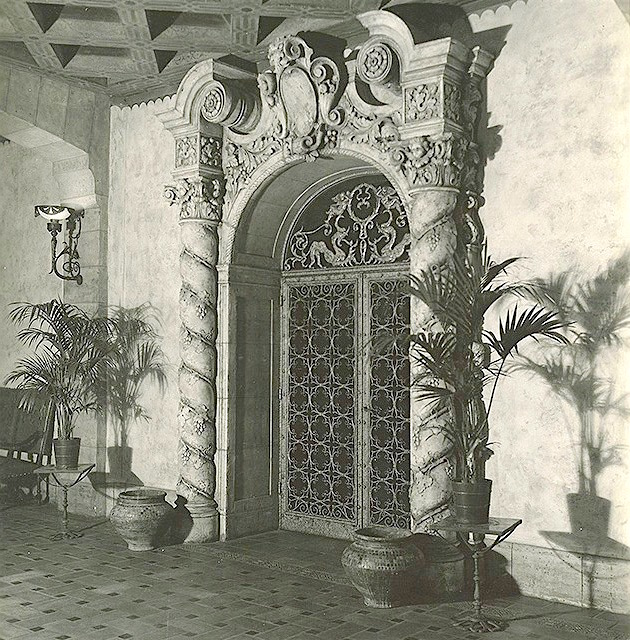 Doors to the Blossom Room, Roosevelt Hotel, Hollywood.jpg