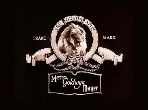 MGM - Metro-Goldwyn-Mayer - logo