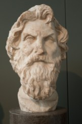 Antisthenes, founder of the Cynic school