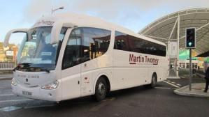 Cork coach hire