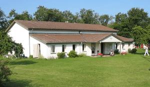 Foredragssal i Martinus Center Klint