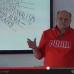 Jorden och mänsklighetens öde – Föredrag av Olav Johansson