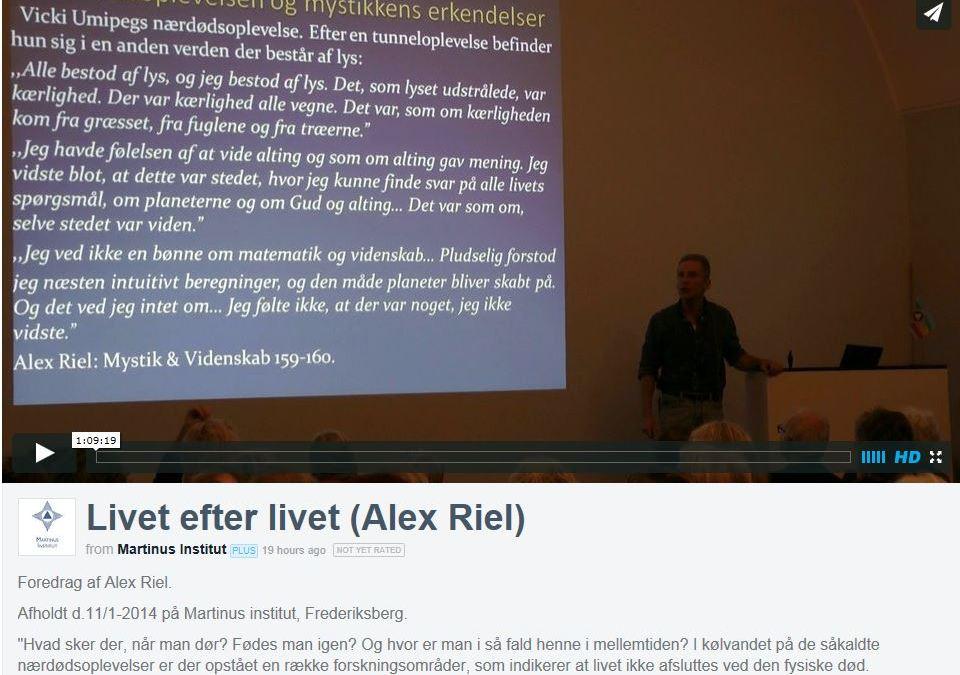 Livet efter livet (Alex Riel)