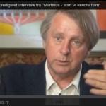 """John Engelbrecht – Uredigeret interview fra """"Martinus – som vi kendte ham"""""""