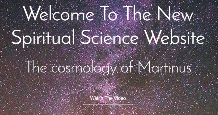 Ny engelsk side om Martinus' åndsvidenskab