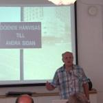 Döden – den andra födelsen, Föredrag av Olav Johansson