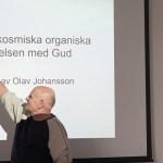 Den eviga kosmiska organiska förbindelsen med Gud – Föredrag av Olav Johansson