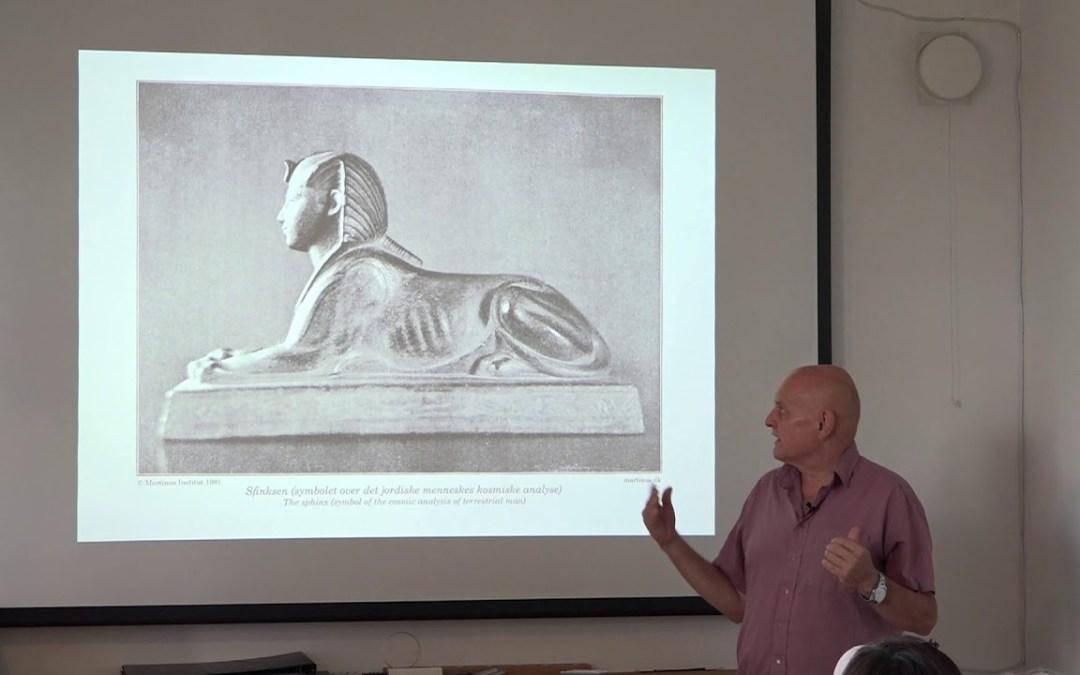En ny världskulturs födelse – Föredrag av Olav Johansson