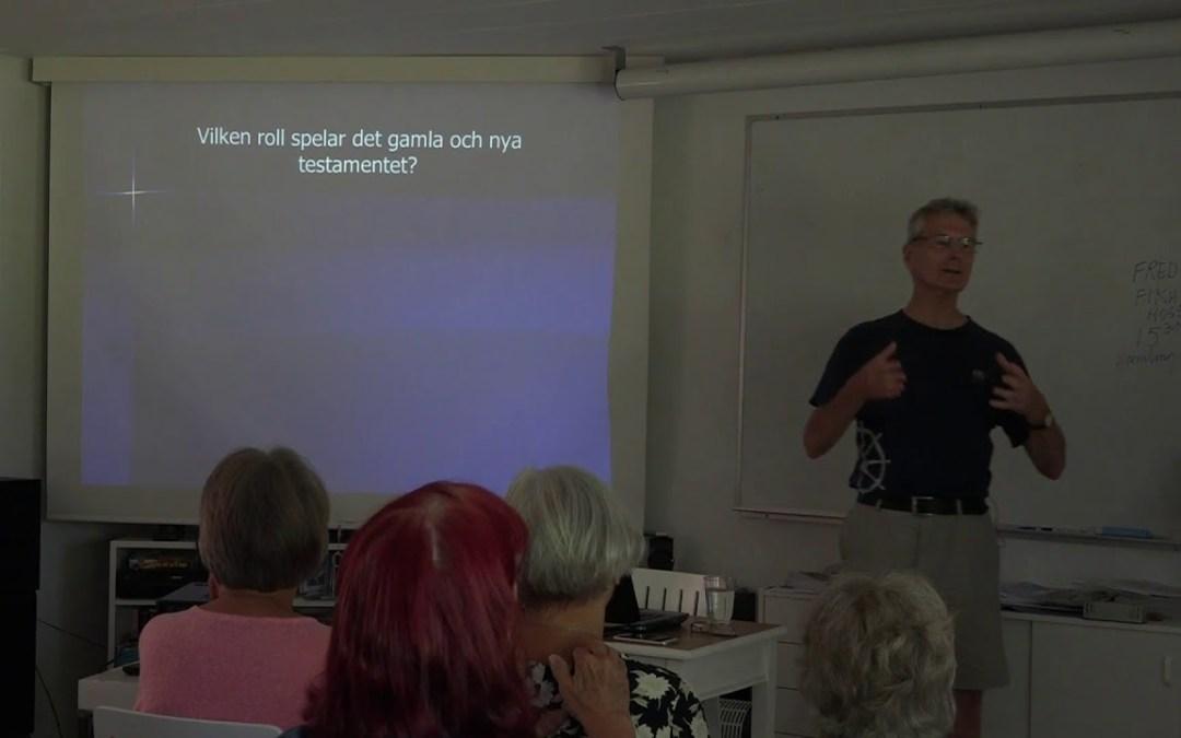 Den andliga vetenskapens uppgift – föredrag av Ulf Sandström