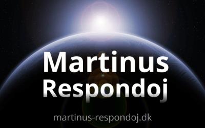 Martinus Respondoj – dedikeret til at forstå Martinus Verdensbillede