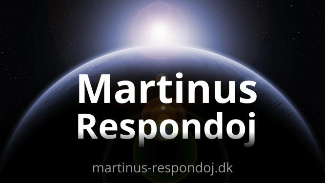 Martinus Respondoj logo