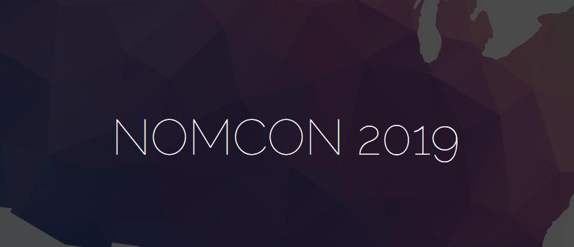 NomCon 2019 Banner