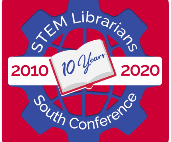 STEM Librarians South 2020 Conference Logo