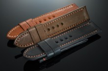 Leather straps for Panerai