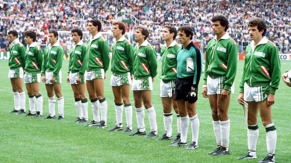 Selección argelina (1982)