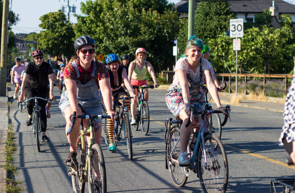 Queer Bike Prom