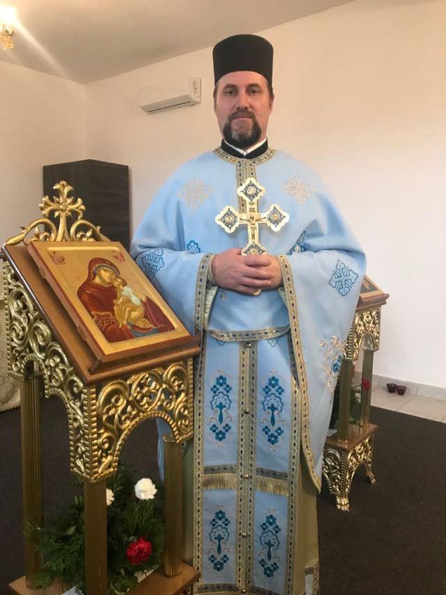 Părintele Cosmin Tripon: Predică la Sărbătoarea Sfintei Mucenițe Ecaterina