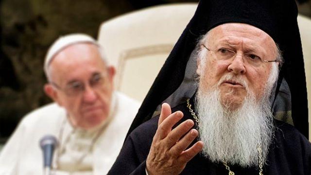 Pseudo-patriarhul Bartolomeu nu este doar propovăduitorulecumenismului, ci chiar conducătorul acestuia