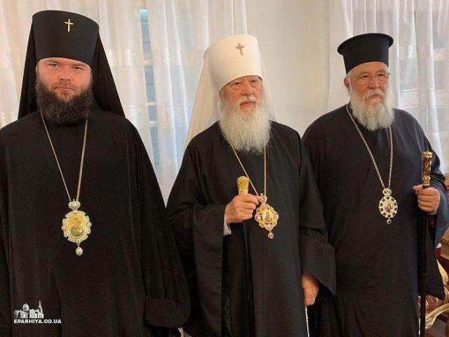 """Mitropolitul grec Nectarie de Corfu: """"Noi recunoaștem doar Biserica Ucraineană canonică"""""""