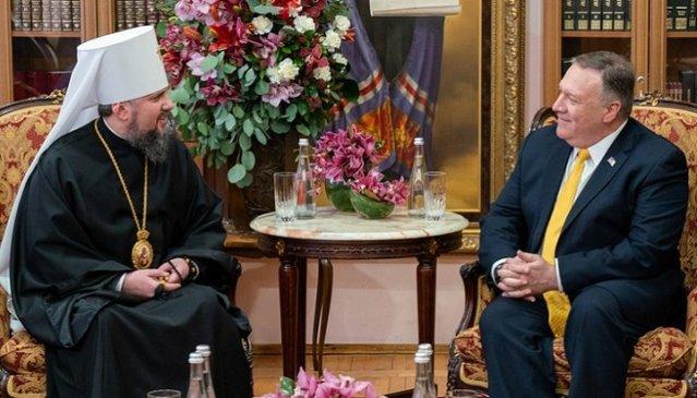 """Vizita Secretarului de Stat al SUA la BOaU arată cine luptă cu Ortodoxia -""""tigrul Sherkhan și șacalul Tabaki"""""""