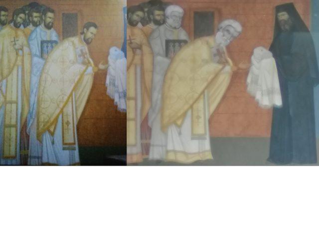 Cum a distrus preotul ecumenist Bolohan colțul de rai din Parohia Schit Orășeni