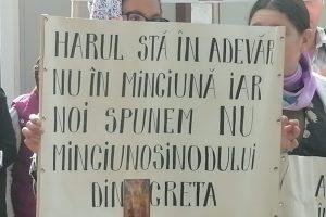 De ce se războiește mitropolitul eretic Teofan cu atâta înverșunare împotriva ortodocșilor din Schit Orășeni?