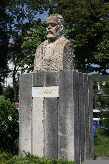 Bust Ioan Lupas