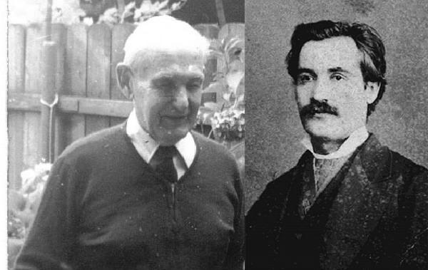 Gheorghe Eminescu, nepotul lui Eminescu, deţinut politic închis de  bolşevici la Aiud, Jilava, Ocnele Mari şi lagărul de la Peninsula -  MĂRTURISITORII