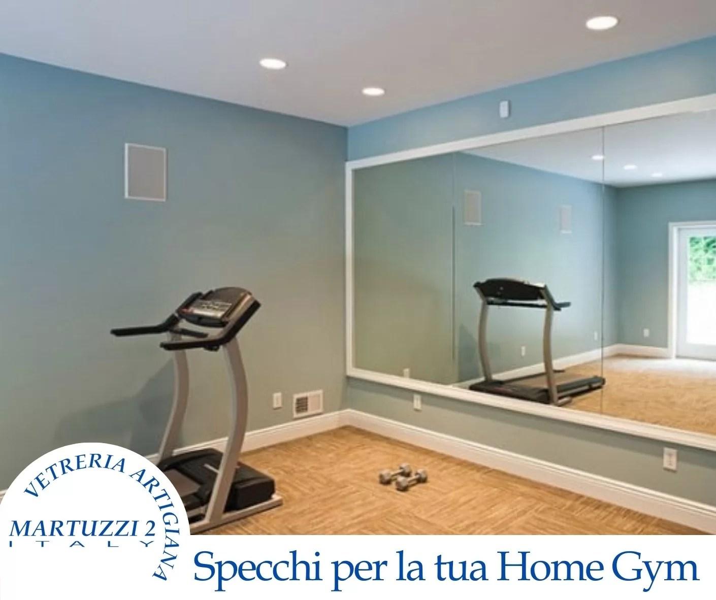 """Specchi per la tua """"Home Gym"""" !"""