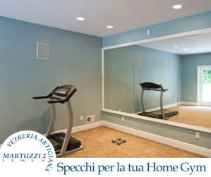 "Specchi per la tua ""Home Gym"" !"