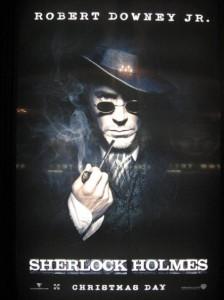 Robert Downey, Jr. as Sherlock Holmes  Image: Warner Bros.