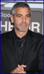 George Clooney Hope for Haiti