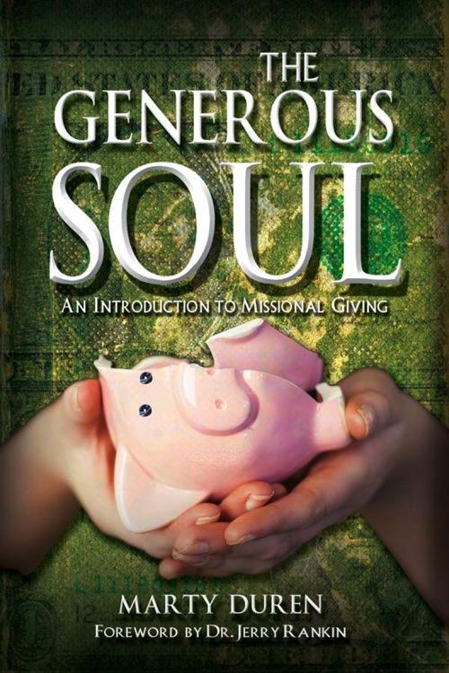 The Generous Soul cover Sam Raynor designer
