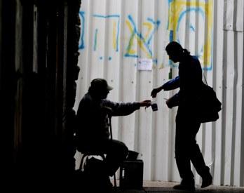 Generosity giving to the poor