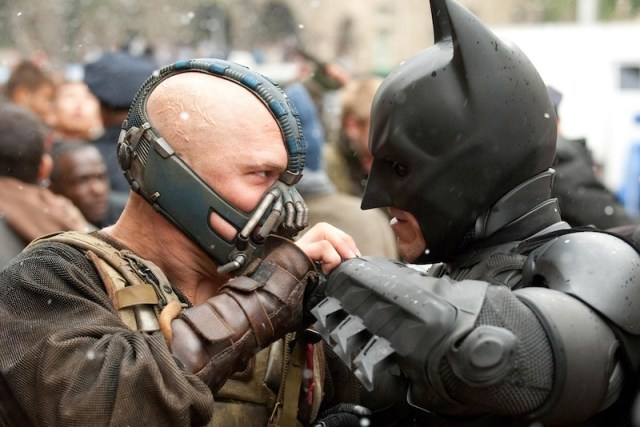 Dark Knight Rises Bane Batman