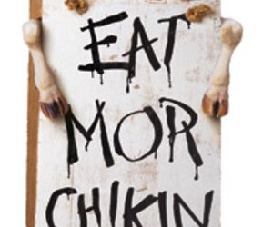 chick fil a cow