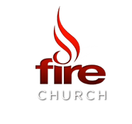 logo for fire church concord nc lgbt protest