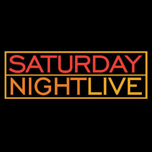 saturday night live graphic