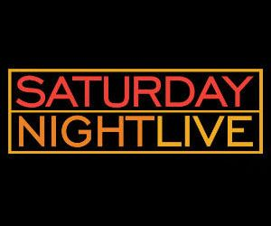 saturday night live graphic