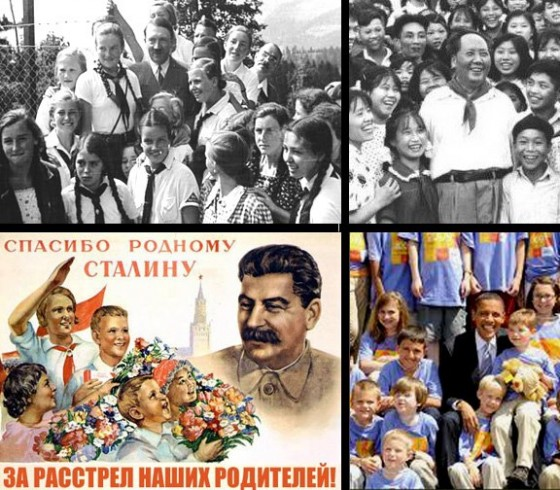 obama dictators children