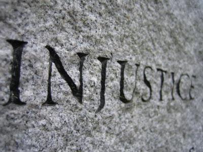 injustice engraved