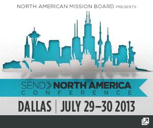 Send North America Conference NAMB