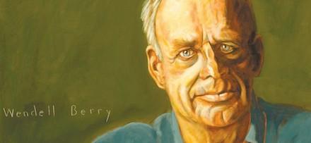 Wendell Berry author farmer professor
