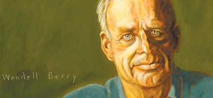 Wendell Berry author farmer professor