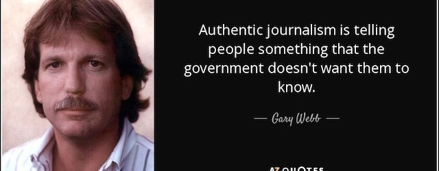 Gary Webb quote