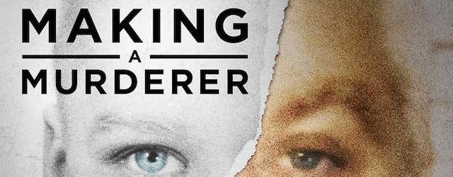 Netflix ad for Making a Murderer
