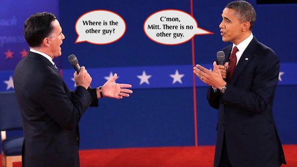 commission on presidential debates romney obama debate