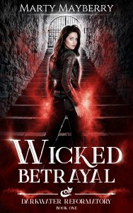 Book Cover: Wicked Betrayal